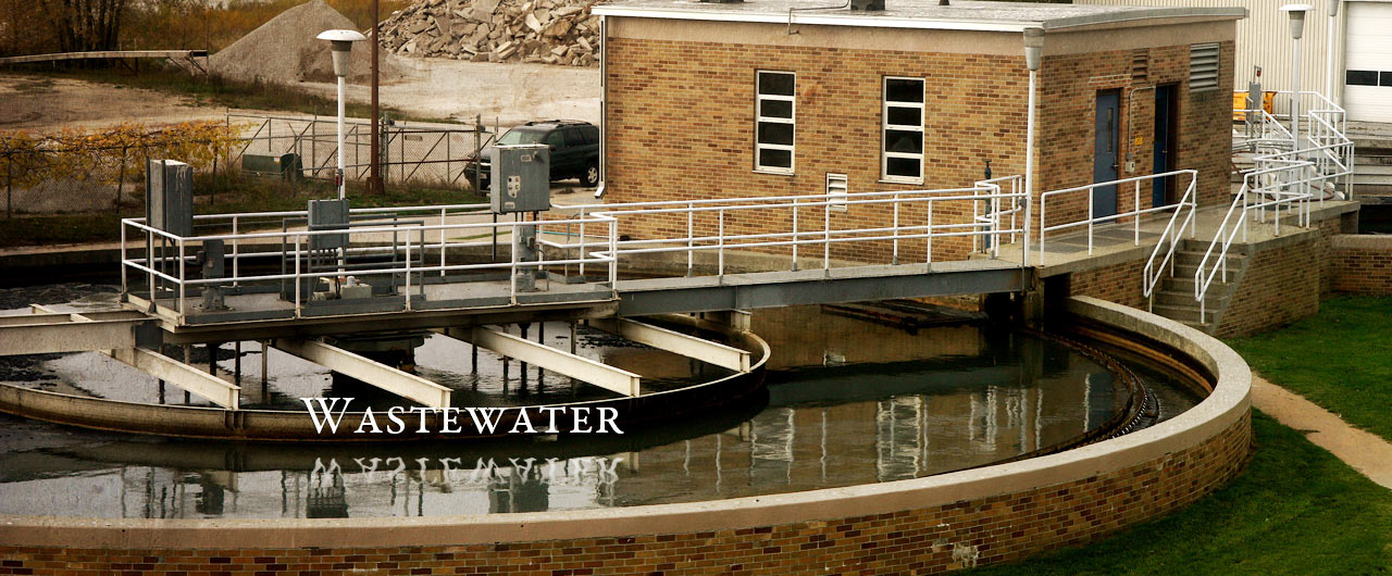 Wastewater Treatment solutions.
